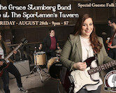 Grace Stumberg Band 9pm $7 wsg/Folk Faces
