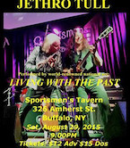 Living With The Past The Music Of Jethro Tull 9pm $12ad/$15door