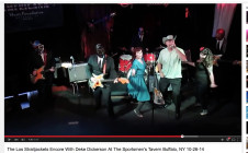 The Los Straitjackets Encore With Deke Dickerson 10-26-14