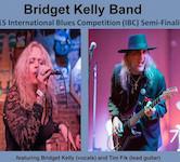 Bridget Kelly Band 7pm $5@Door