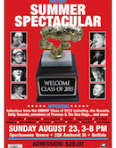 Buffalo Music Hall Of Fame Summer Spectacular 3pm $20