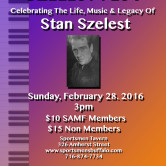 Sportsmens Americana Music Foundation Presents Szelest Fest 2 3pm $10mem/$15non-members
