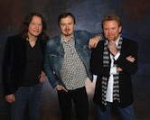 Guitar Army Robben Ford, Lee Roy Parnell & Joe Robinson 7:30pm $40ad/$45door Doors 5pm
