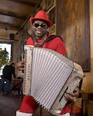 C.J. Chenier and The Red Hot Louisiana Band wsg/Lee Ron Zydeco & The Hot Tamales $20 SAMF members, $22 adv. $25 dos.3:30pm