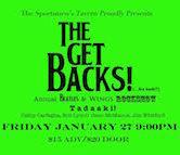 The Get Backs Beatles & Wings Rock Show 9pm $15ad/$20door