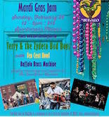 Terry & The Zydeco Bad Boys Presented By The Big Easy Of Buffalo 12pm $15