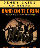 Denny Laine of Wings performing Band On The Run 7pm $30 5pm Doors