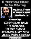 Maybe I'm Amazed A Tribute To Paul McCartney 9pm $10