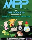 MPP & The Dooleys Benefitting The Buffalo Animal Shelter 8pm $10