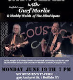 Grant Peeples w/Gurf Morlix and Maddy Walsh of The Blind Spirits 7pm $10