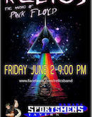 Relics The Music Of Pink Floyd 9pm $10