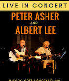 CANCELLED Peter Asher & Albert Lee $30ad/$35door CANCELLED