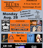 WNY Blues Society Scholarship Fundraiser $10@door 6:30pm