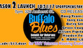 Veterans For Blues Benefit For Veterans CD Release 7pm $10ad/$13door