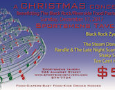 Christmas Concert To Benefit Black Rock/Riverside Food Pantry 5pm $5