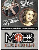 Musicians Of Buffalo Big Band feat. Bobby Militello 7:30pm $15