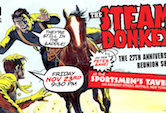 Steam Donkeys 27th Anniversary Reunion Show 9:30pm $10@door