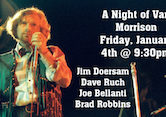 Queen City Jamboree's Moondance: A Night Of Van Morrison 9:30pm $10
