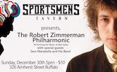 The Robert Zimmerman Philharmonic The Music Of Bob Dylan 5pm $10