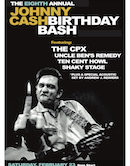 SOLD OUTThe Eighth Annual Johnny Cash Birthday Bash 8pmSOLD OUT