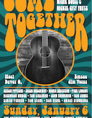 Come Together A Benefit For Mark Buell & Nickel City Frets 4pm $5