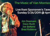 The Music Of Van Morrison 4pm $10