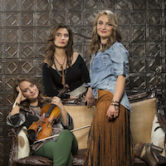 The Quebe Sisters 7pm Show Doors@5pm $20