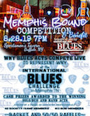 WNY Blues Society 22nd Annual Memphis Bound Competition & Fundraiser 7pm $8mem/$10General Public