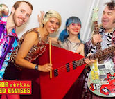 Igor & The Red Elvises $15 8pm