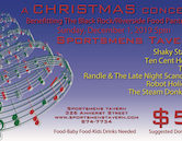 A Christmas Concert Benefitting The Black Rock/Riverside Food Pantry 5pm $5
