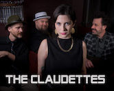 The Claudettes 4pm $15