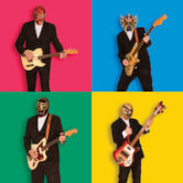 CANCELLED Los Straitjackets $25 7pm CANCELLED TICKETS REFUNDED AT POINT OF SALE