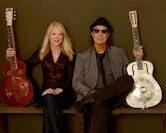 Cindy Cashdollar & Johnny Nicholas 7pm $25