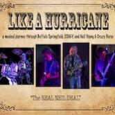 Like A Hurricane 730pm $20 PER SEAT PURCHASED AS A GROUP OF 2 OR 4