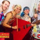 Igor & The Red Elvises 7pm $20