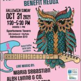 18th Annual Female Musicians Fighting Breast Cancer REDUX 1:30pm $10